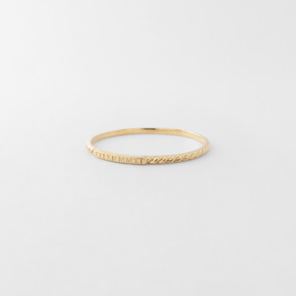 1.1mm Slim String Ring